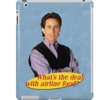 What's The Deal... iPad Case/Skin