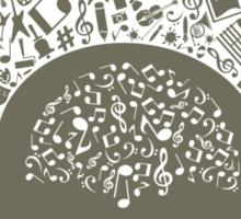 Arts a head Sticker