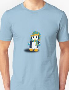 Mr. Penguin likes snow T-Shirt