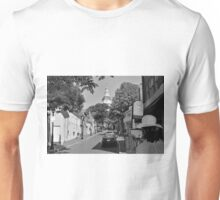 Painting the Street, MD Capital  Unisex T-Shirt