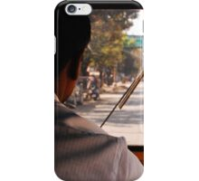 Rickshaw adventures iPhone Case/Skin