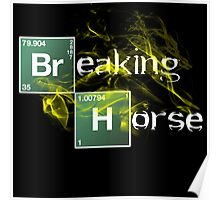 Breaking Horse Poster