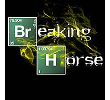 Breaking Horse Photographic Print