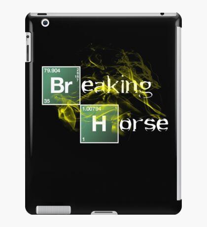 Breaking Horse iPad Case/Skin