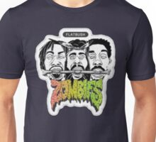 THE THREE ZOMBIES Unisex T-Shirt