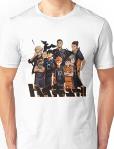 Haikyuu[hd] Unisex T-Shirt