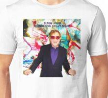 ELTON JOHN TOURS 7 Unisex T-Shirt