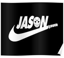 Jason Nike Poster