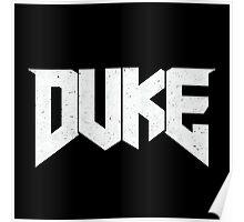 Doomed - DUKE Poster