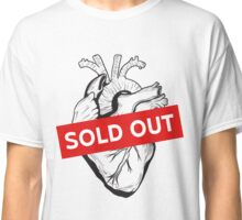 My heart is sold out Classic T-Shirt