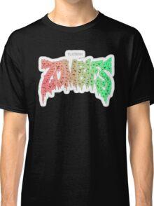 FLATBUSH ZOMBIES LOGO SIMPLE Classic T-Shirt