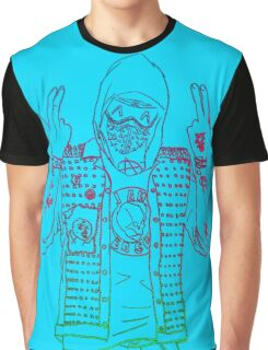 watch dogs 2 wrench  Graphic T-Shirt