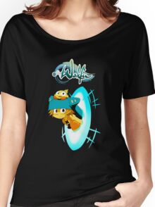 Wakfu Raider Women's Relaxed Fit T-Shirt