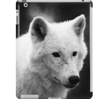 wolf, graphic shirt iPad Case/Skin