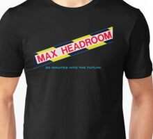 Max Headroom Unisex T-Shirt