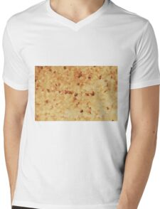 abstract background Mens V-Neck T-Shirt