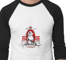 Proud to be Canadian Men's Baseball ¾ T-Shirt