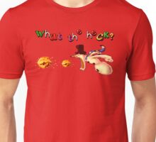 Earthworm Jim - What the Heck? Unisex T-Shirt