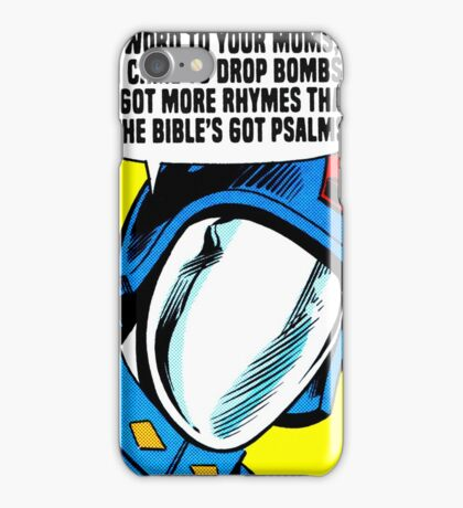 jump around iPhone Case/Skin
