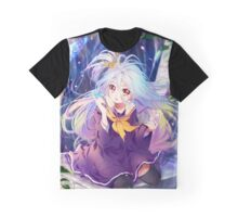 Cute Shiro - No Game No Life Graphic T-Shirt