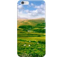 old Dunlewy church in beautiful Donegal  iPhone Case/Skin