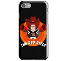 The Red Rifle iPhone Case/Skin