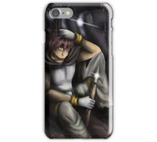 Byron and Steelix iPhone Case/Skin