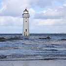 New Brighton Lighthouse by AnnDixon