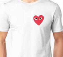 Commes Des Garcons - PLAY Unisex T-Shirt