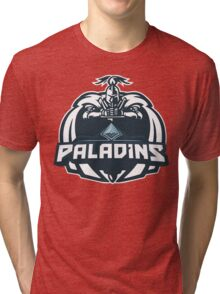 Paladins - Champions of the Realm Tri-blend T-Shirt