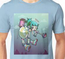 Angel Mallet Girl Unisex T-Shirt