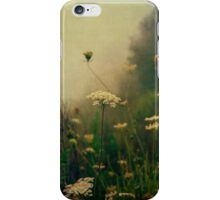 Summer Morning Fog iPhone Case/Skin
