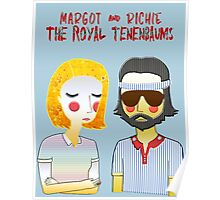 Margot& Richie ♥ Poster