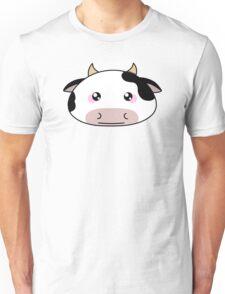 Meuh Meuh the cow - Farm animals collection Unisex T-Shirt