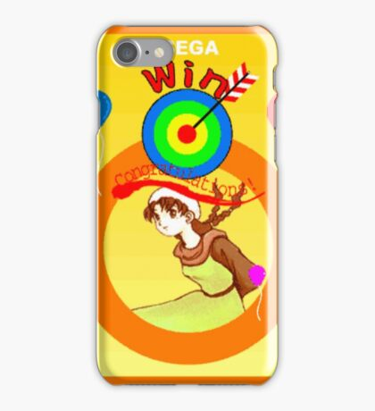 Shenmue Winning Can Shenmue iPhone Case/Skin