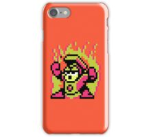 Heat Man iPhone Case/Skin