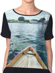 Row your boat Chiffon Top