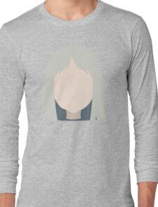 "Meiko ""Menma"" Honma (Anohana) Long Sleeve T-Shirt"