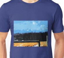 I Miss The Rockies IV Unisex T-Shirt