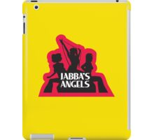 Jabba's Angels iPad Case/Skin