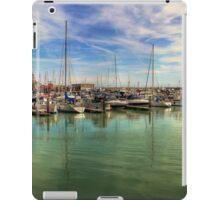 Ramsgate Marina  iPad Case/Skin