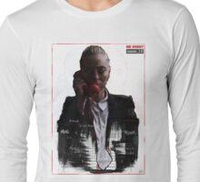 Mind Awake, Body Asleep -Mr Robot S2 Long Sleeve T-Shirt