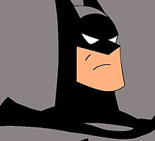 Batman Animated by clearspace80