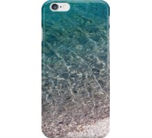 lake scape iPhone Case/Skin
