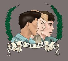 The Mighty Gladers by lyneo