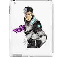 Shiro iPad Case/Skin