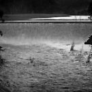 The Onkaparinga In Flood by Ben Loveday