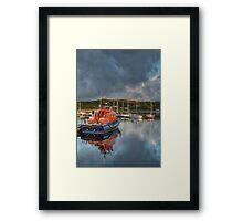 Lochinver Harbour, Sutherland, Scotland. Framed Print