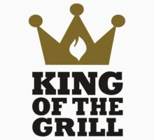 King of the grill crown by Designzz