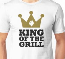 King of the grill crown Unisex T-Shirt
